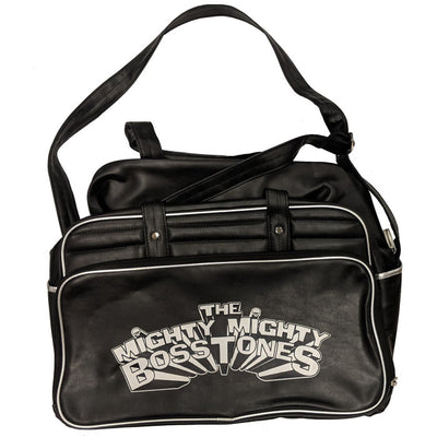 MIGHTY MIGHTY BOSSTONES Black Gym Bag