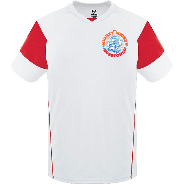 MIGHTY MIGHTY BOSSTONES Clipper Ship Soccer Shirt