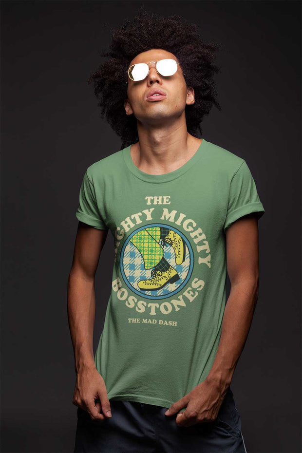 MIGHTY MIGHTY BOSSTONES Mad Dash T-Shirt