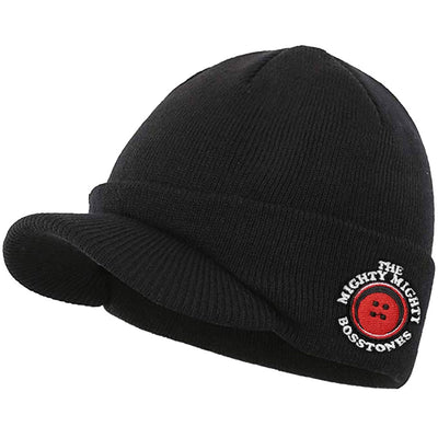 THE MIGHTY MIGHTY BOSSTONES Button Logo Beanie