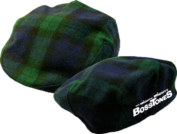 MIGHTY MIGHTY BOSSTONES Scally Cap-Blue