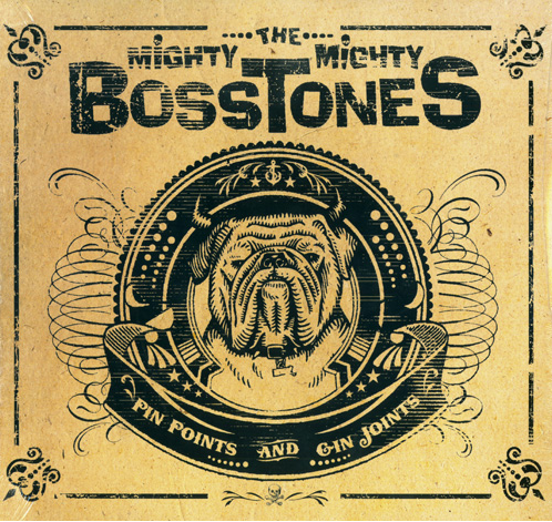 MIGHTY MIGHTY BOSSTONES Pin Points and Gin Joints CD