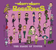MIGHTY MIGHTY BOSSTONES The Magic of Youth CD