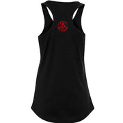 MORBID ANGEL Red Logo Ladies Tank