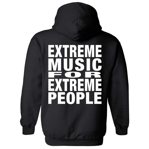 MORBID ANGEL Extreme Music Logo Pullover Hoodie