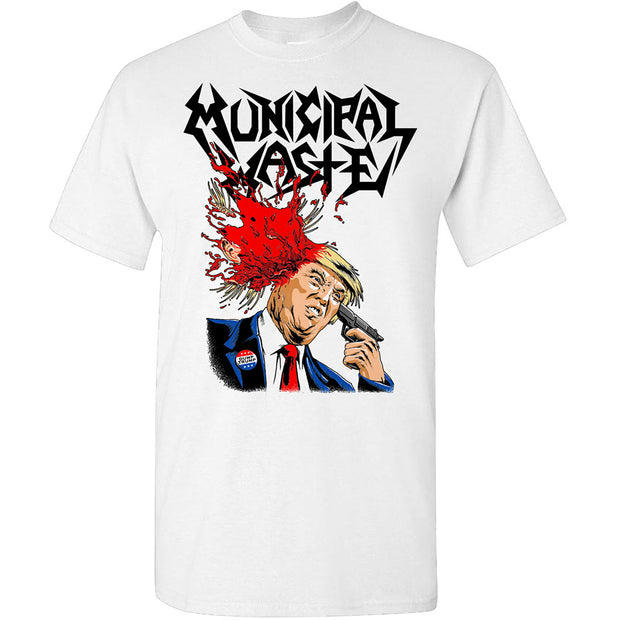 MUNICIPAL WASTE Walls of Death T-Shirt