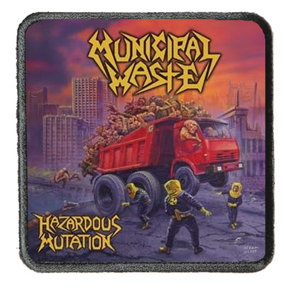 MUNICIPAL WASTE Hazardous Mutation Patch