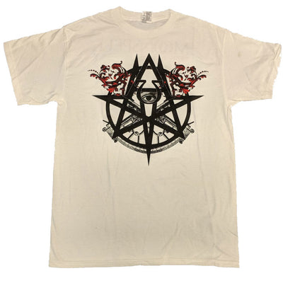 MOONSPELL White Alpha Noir T-Shirt