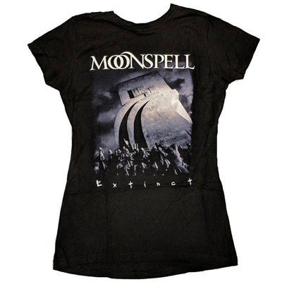 MOONSPELL Black Tour Girls T-Shirt