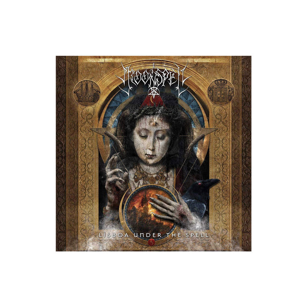 MOONSPELL Lisboa Under The Spell CD & DVD