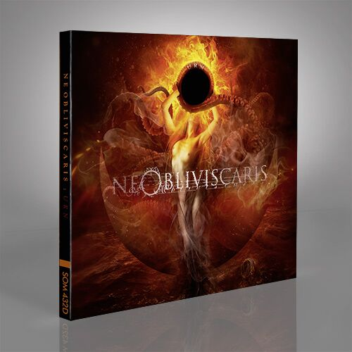 NE OBLIVISCARIS URN CD/Digipack
