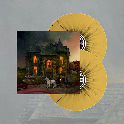 "OPETH In Cauda Venenum 12"" 2LP - Swedish Version"