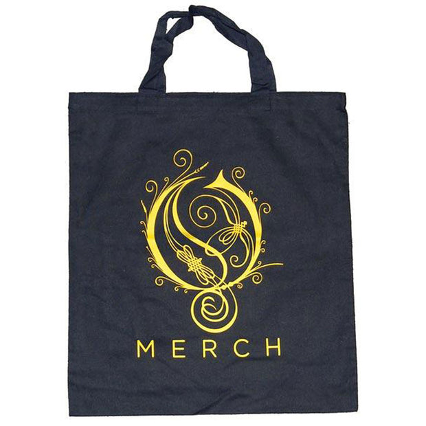 OPETH Omerch Logo Tote Bag