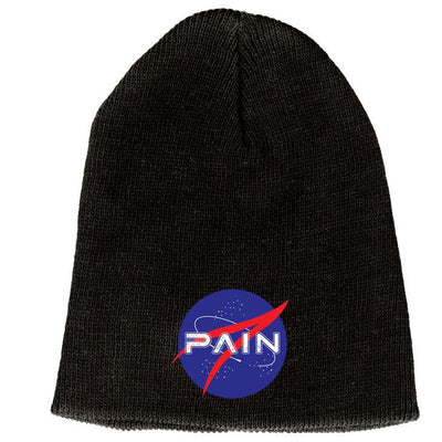 "Pain Space Logo 9"" Beanie"