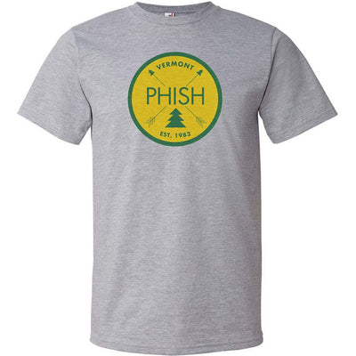 PHISH Vermont 83 T-Shirt