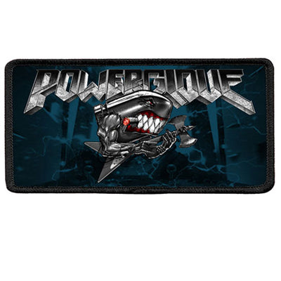 POWERGLOVE Bullet Bill 4X2 Patch