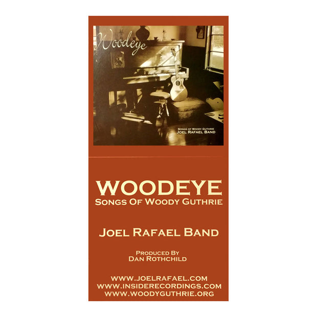 JOEL RAFAEL Band Tree Windowcard