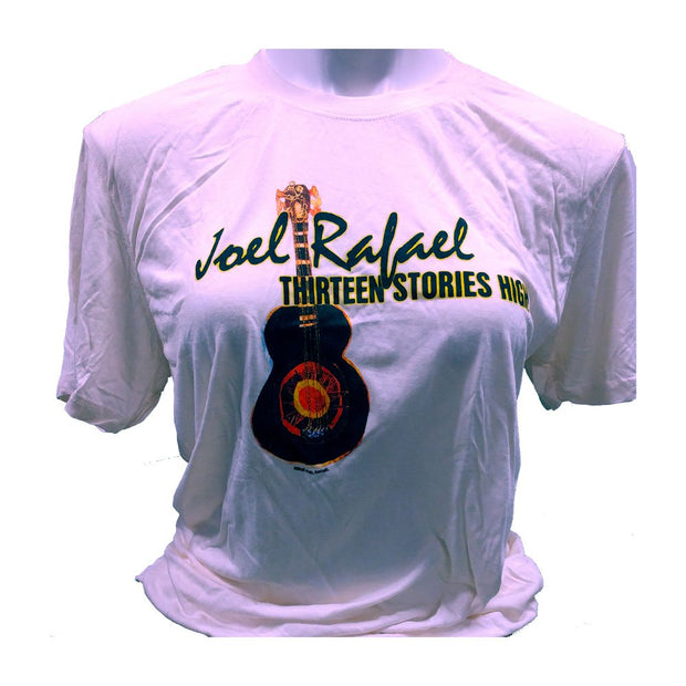 JOEL RAFAEL Thirteen Stories High Mens T-Shirt