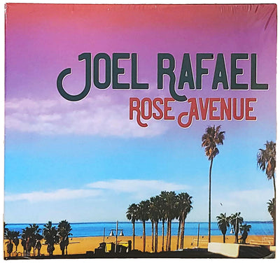 JOEL RAFAEL Rose Avenue CD