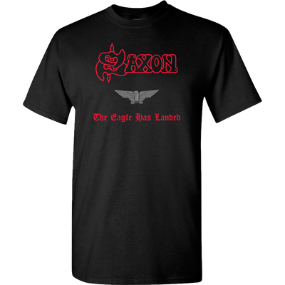 SAXON Eagle Has Landed T-Shirt