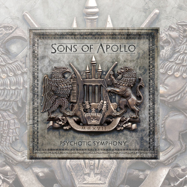 SONS OF APOLLO Psychotic Symphony  CD