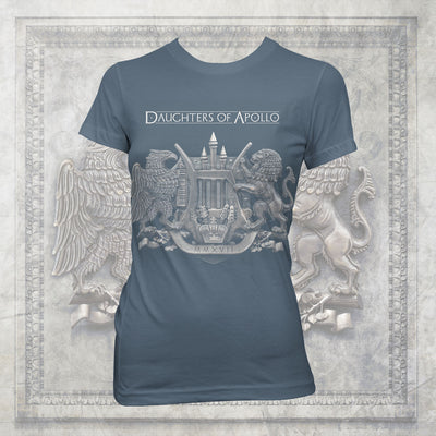 SONS OF APOLLO 'Daughters Crest' Ladies T-Shirt