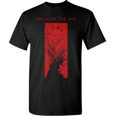 SWALLOW THE SUN Paita 2016 Tour T-Shirt