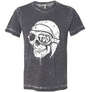 THE DEAD DAISIES Pilot Skull T-Shirt