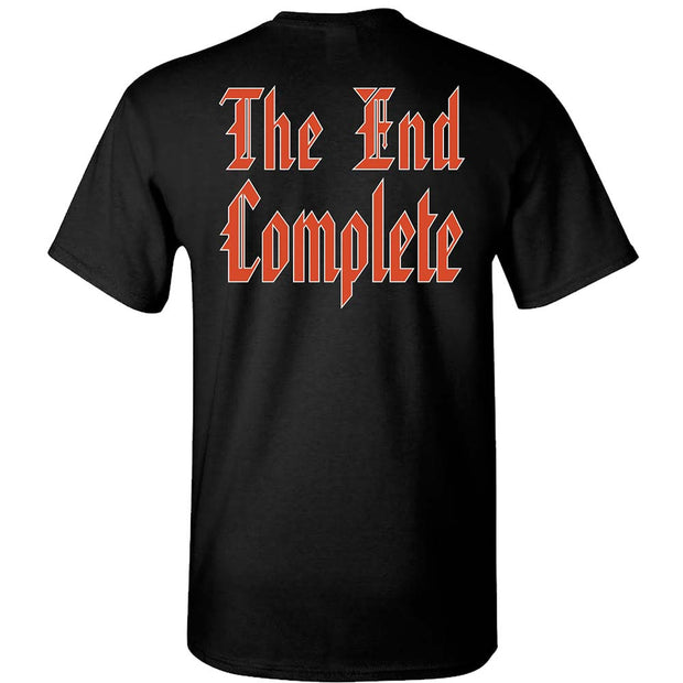 OBITUARY The End Complete T-shirt