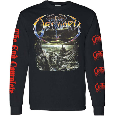 OBITUARY The End Complete Long Sleeve