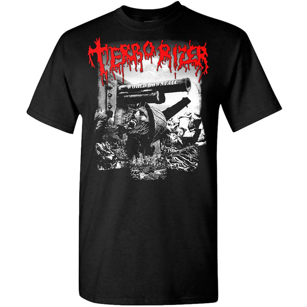 TERRORIZER World Downfall T-Shirt