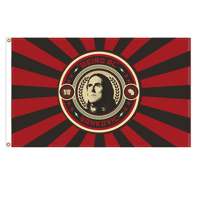 WEIRD AL YANKOVIC Mandatory Fun Flag 2X3