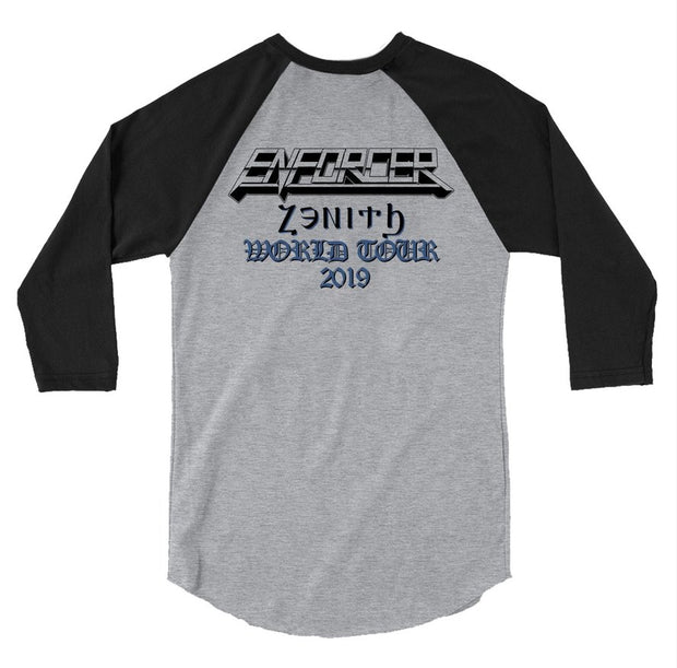 ENFORCER Zenith Tour North America 2019 Raglan