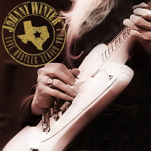 JOHNNY WINTER Live Bootleg Series Vol 2 CD