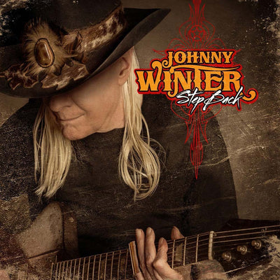 JOHNNY WINTER Step Back CD