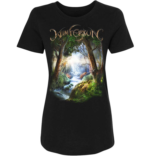 WINTERSUN Forest Season Cover Ladies T-Shirt