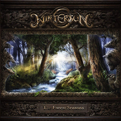 "WINTERSUN The Forest Season 12"" Vinyl"