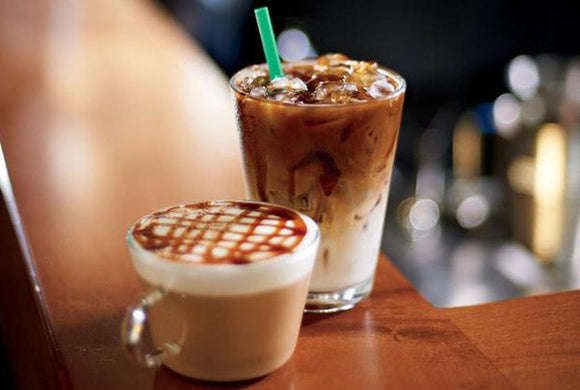 Amazing Mixes For Cafe Beverages