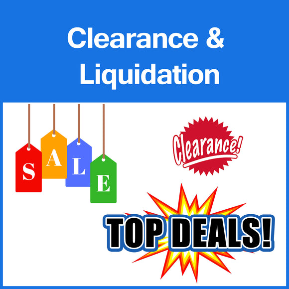 Top Deals, Clearance, Liquidation Items in Canada