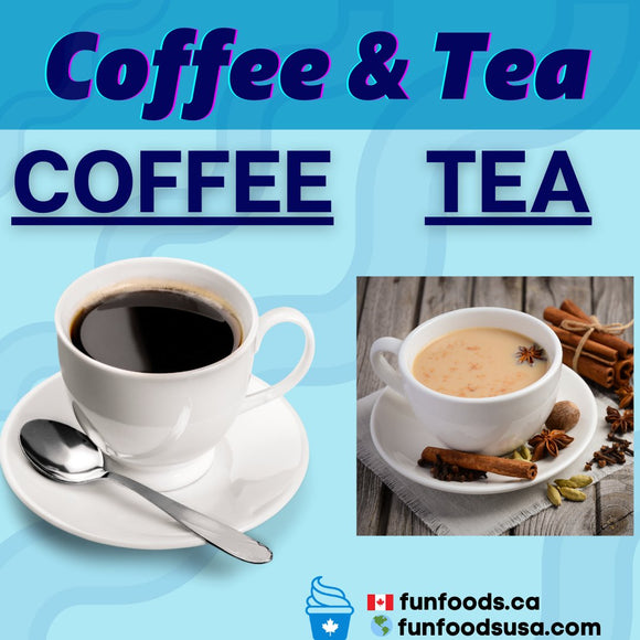 Wholesale Coffee and Tea Distributor Canada