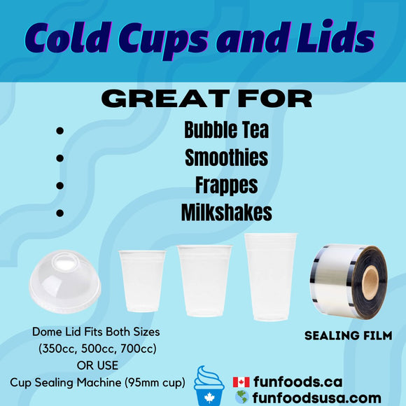 Paper Supplies Cups Lids Sealing Film Cold Cups Distributor Canada