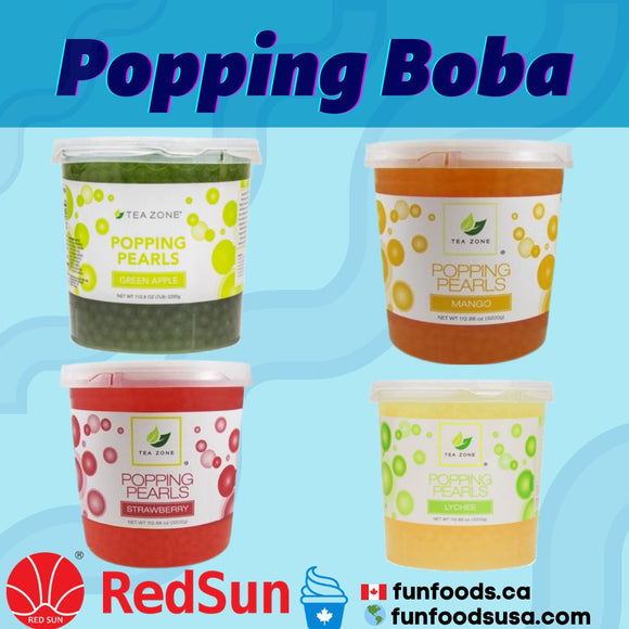Popping Boba Supplier Canada