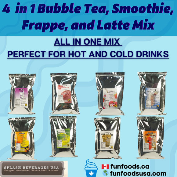 Top Selling Bubble Tea Mix in Canada