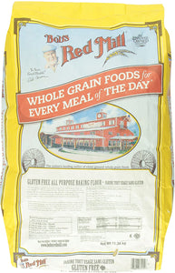 BOB's RED MILL Gluten Free All Purpose Flour, 1 x 11.34 Kg