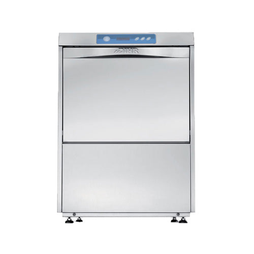 DIHR DS50 High Temperature 30 Racks / Hour Under-counter Dishwasher
