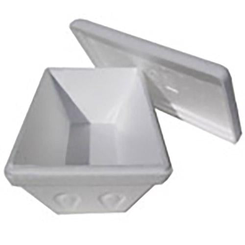 To Go Quart Gelato Polystyrene Container, 750 grams, 50 pcs.