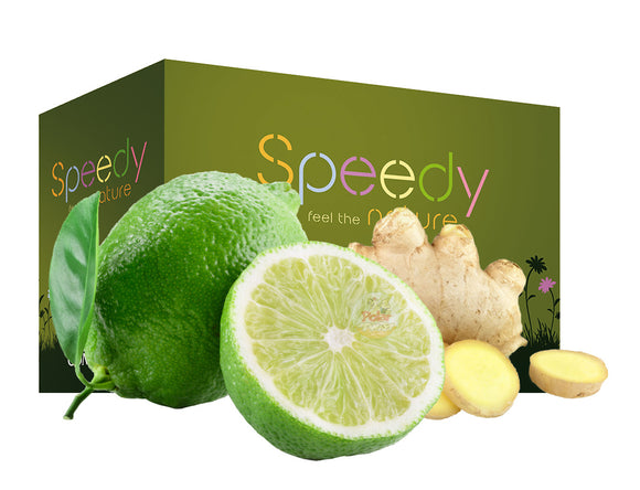 Speedy Nature P971 - Zenzero - Lemon Ginger by Comprital Italy