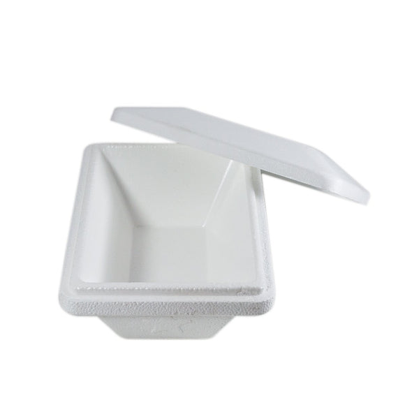 To Go Pint Gelato Polystyrene Container, 350 grams, 50 pcs.