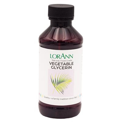Vegetable Glycerin, Natural 16 oz. Bottle