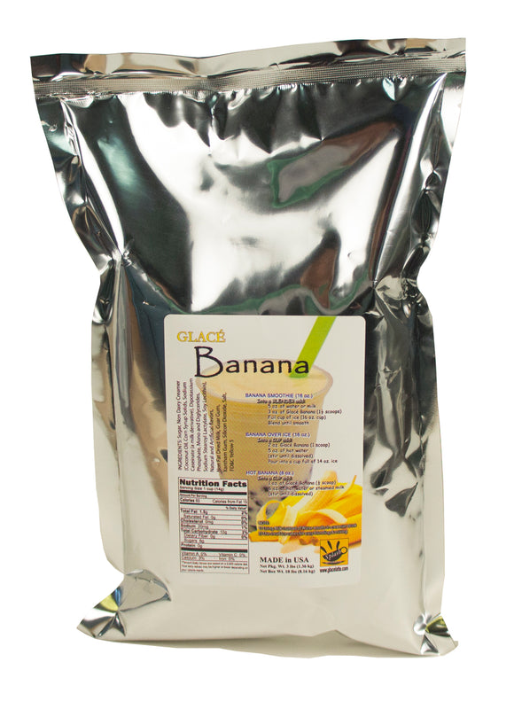 Banana Bubble Tea / Fruit Smoothie Mix 3.0lb bag